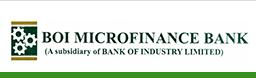 Bank of Industry Microfinance Bank